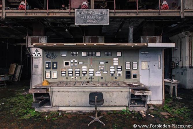 Paper Factory in the German Black Forest © Sylvain Margaine