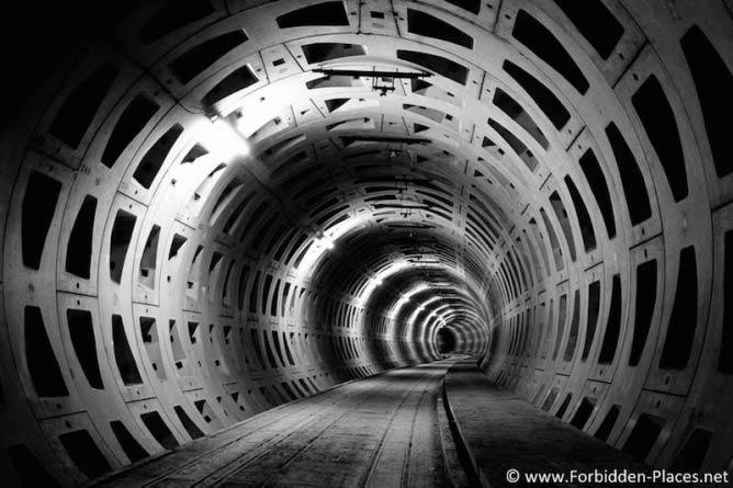 Antwerp Pre-Metro © Sylvain Margaine