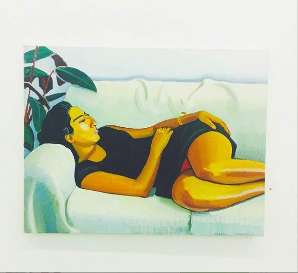 Rosenfeld Gallery, Anna Lukashevsky exhibition