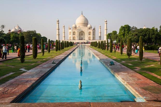 Taj Mahal | © Giordano / Flickr