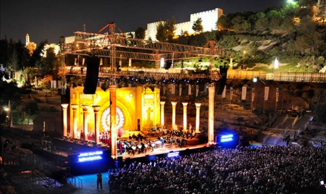Jerusalem Opera Festival 2015