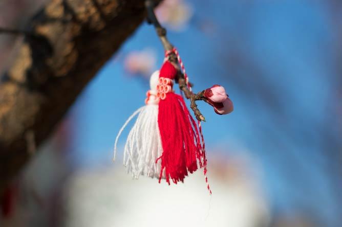 Martenitsa dolls | © Georgi Kirichkov/Flickr