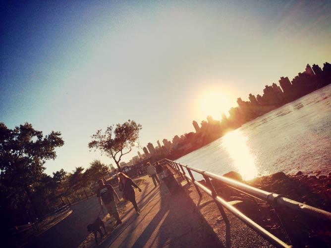 Astoria Park Sunset | Young Sok Yun/Flilckr
