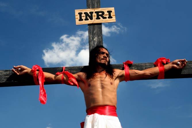 Crucifixion Philippines | © Ruro/Flickr