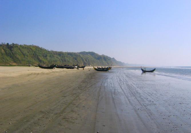 Cox's Bazar | © WikiCommons