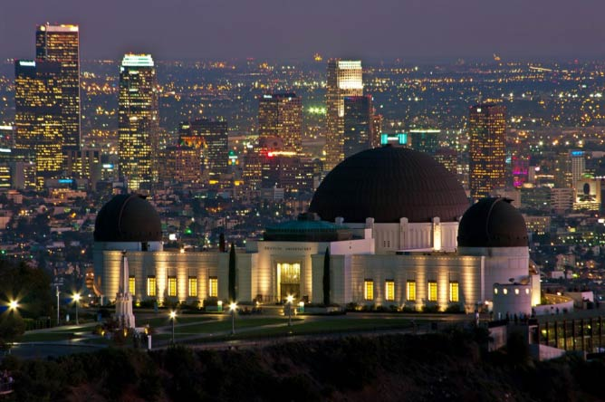 Griffith Park Observatory in Los Angeles | © Ron Reiring/Flickr