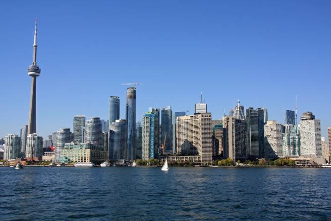 Toronto skyline | © Christine Wagner/Flickr