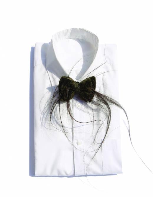 Hypertrichosis Bow Tie ©Wim Klaassen