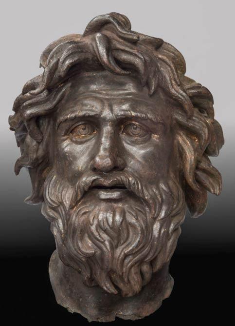 Donatello, Head| © Museum of Biblical Art