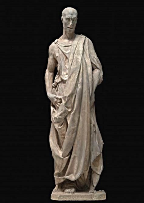 Donatello, Zuccone| © Museum of Biblical Art
