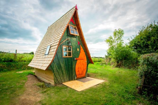 Fairytale Cottage   © Airbnb