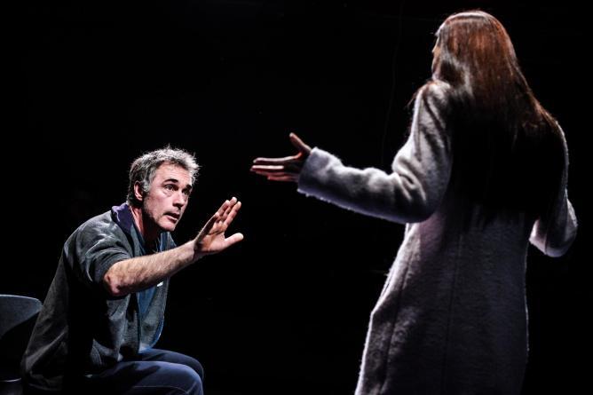 Kill Me Now at Park Theatre © Alex Brenn