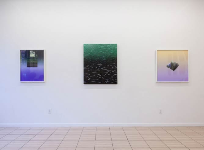 Mark Dorf and Julian Lorber, Second Nature, Exhibition View, 2015 | Courtesy of Outlet Fine Art