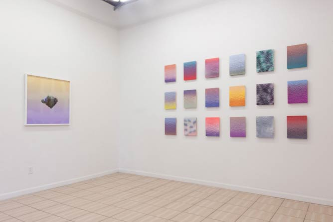 Mark Dorf and Julian Lorber, Second Nature, Installation View, 2015 | Courtesy of Outlet Fine Art