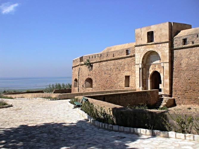 Fort Ottoman à Ghar Al Milh