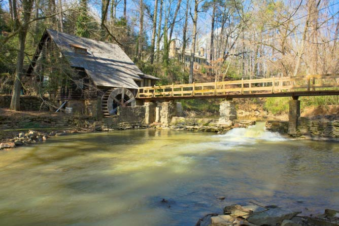 The 10 most beautiful towns in alabama usa for Home builders in north alabama