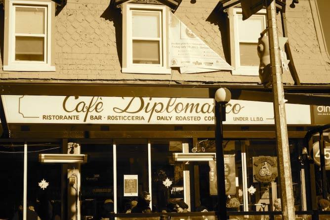 Café Diplomatico | © Alexia Wulff