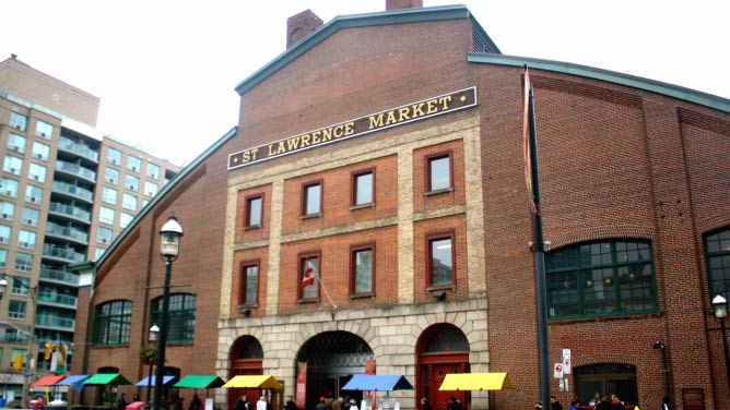 St. Lawrence Market | © Alexia Wulff