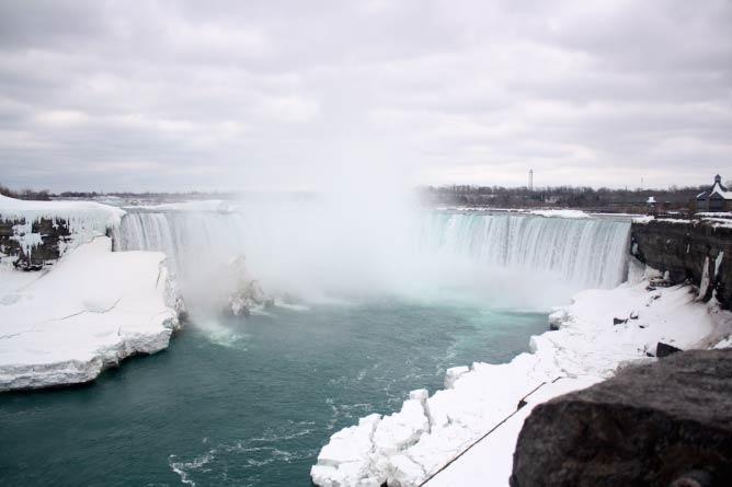 Niagara Falls | © Alexia Wulff