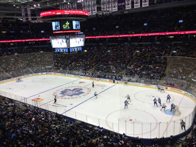 Toronto Maple Leafs | © Alexia Wulff