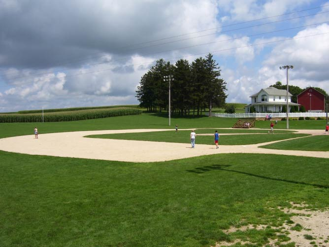 Site of the movie 'Field of Dreams' in Dyersville | © NOAA Photo Library/Flickr