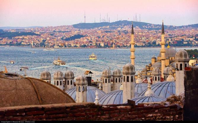 Istanbul | Moyan Brenn/Flickr