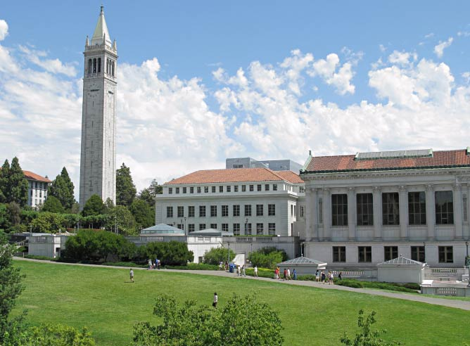 The Top 5 Iconic Attractions In Berkeley