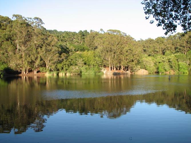 Lake Anza in Tilden Park | © Asaf Bartov/WikiCommons