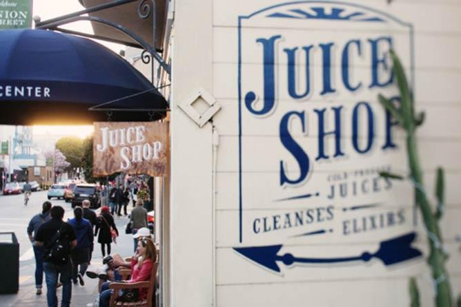 Juice Shop Exterior | © Juice Shop