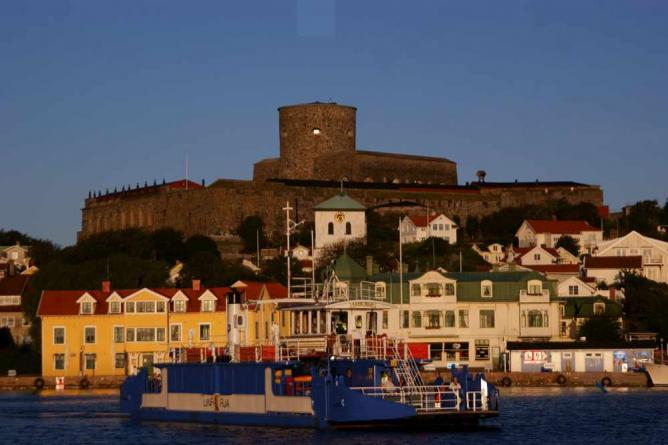 Carlsten Fortress, Marstrand | © Wazeld/WikiCommons