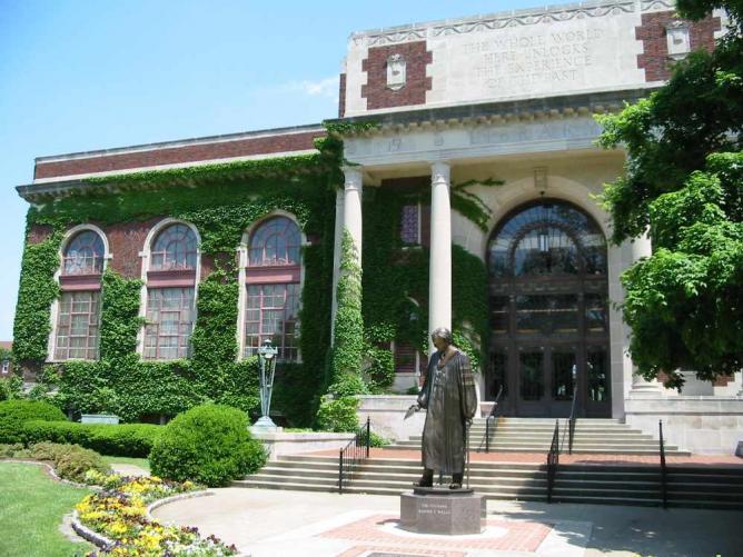 Pogue Library, Murray State University   © Hunter00047/WikiCommons