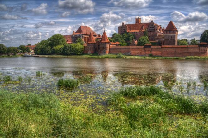 Malbork Castle | © topcastles.com/Flickr