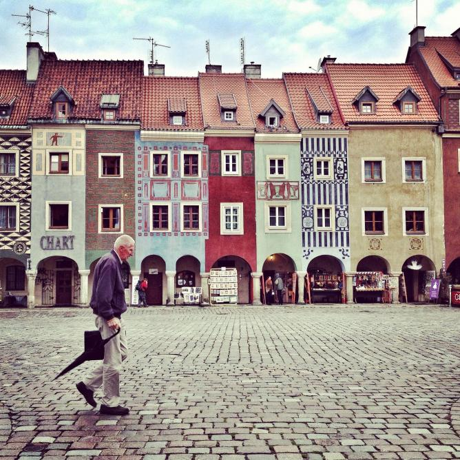 Poznan Old Town | © Michal Koralewski/Flickr