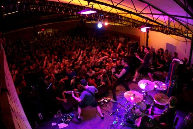 Propagandhi at Mohawk, Austin, Texas | © Nash Cook/Flickr