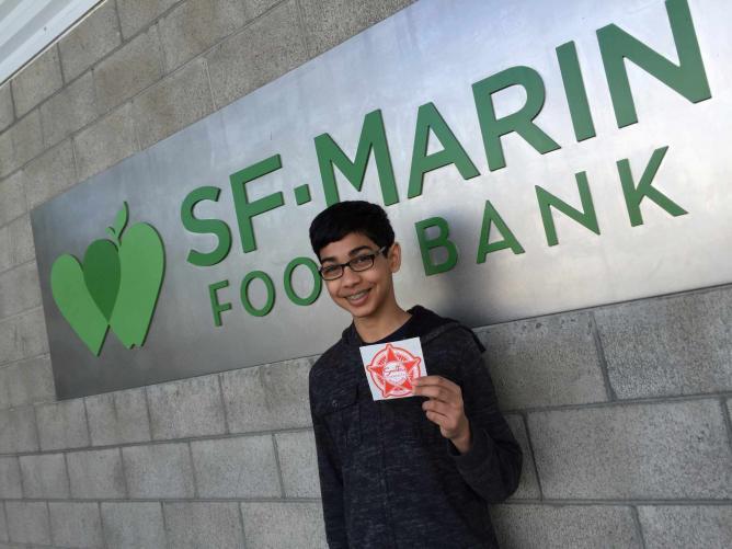 sf marin food bank logo