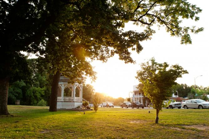 City Park, Siloam Springs | © City of Siloam Springs