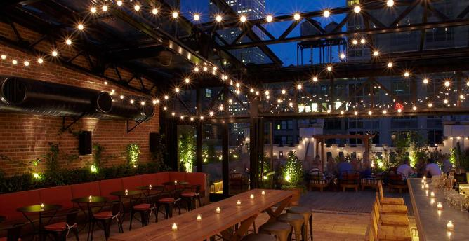 The Best Rooftop Bars In New York City