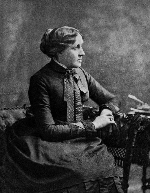 Louisa May Alcott | Public domain/WikiCommons