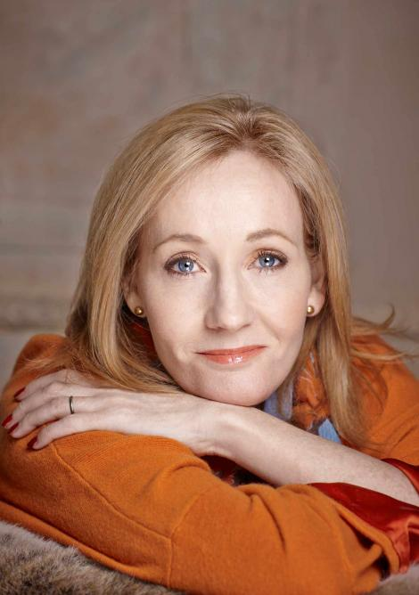 Photography Debra Hurford Brown © J.K. Rowling 2014