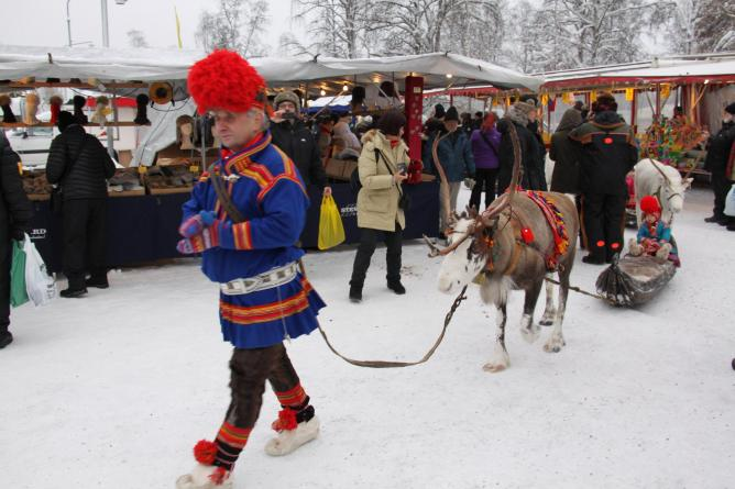 Jokkmokk Winter Market