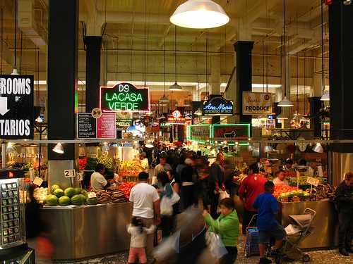 LA's Grand Central Market