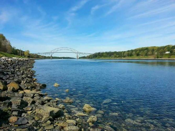 The Cape Cod Canal - Photo Credit - Christopher Hood