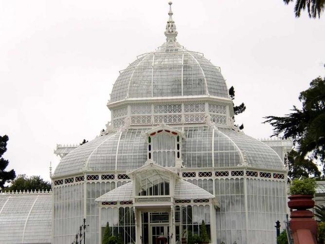 Conservatory of Flowers | Storm Williams/flickr