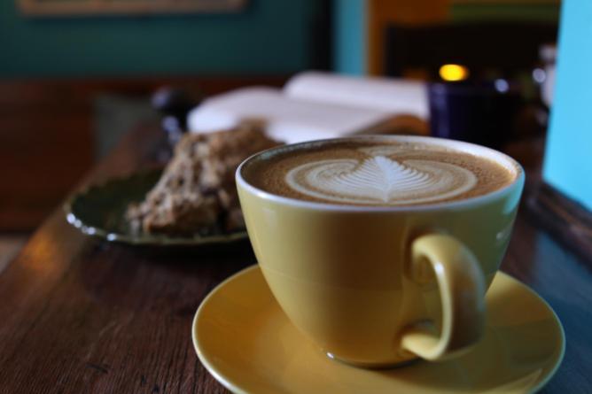 Latte Courtesy of Ipsento