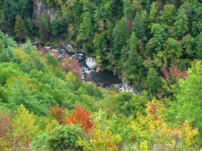 Tallulah Gorge State Park | © Melissa Johnson/Flickr