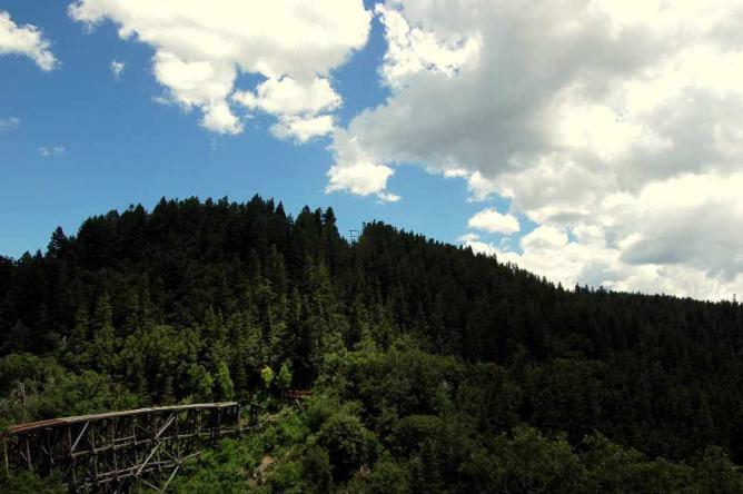 Trestle Recreation Area, Cloudcroft | © JWolff-STL/Flickr