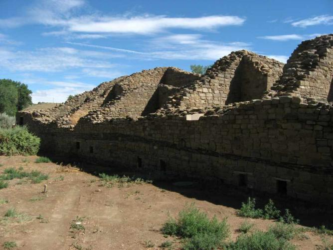 Aztec Ruins National Monument, Aztec | © Ken Lund/Flickr