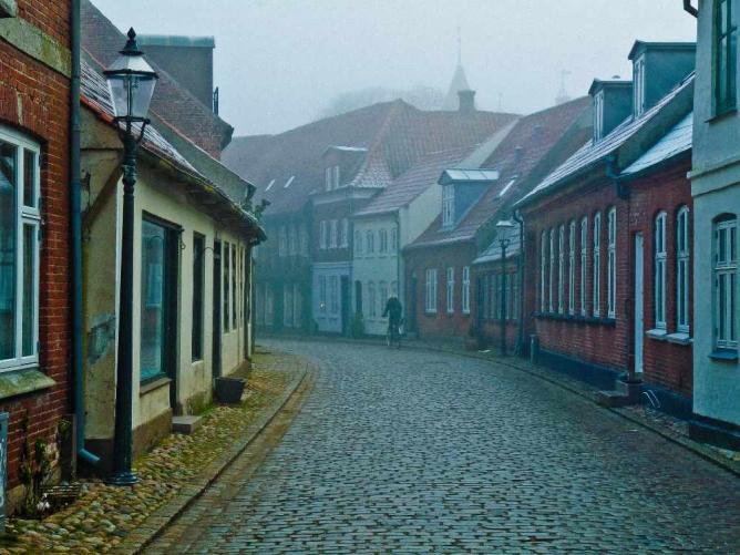 Топ-10 самых красивых городов Дании