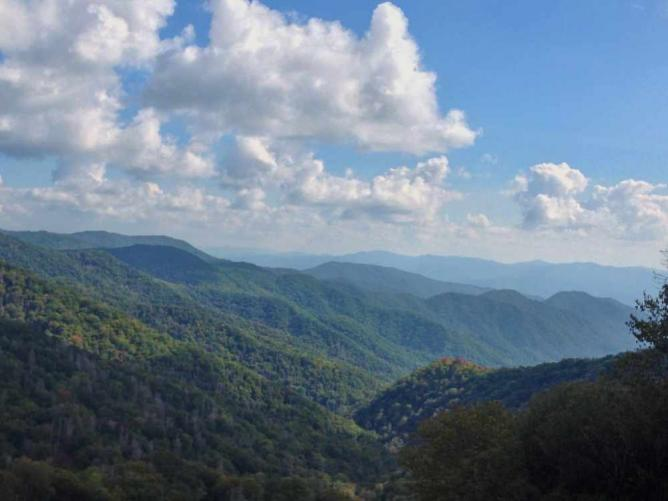 Great Smoky Mountains National Park | © David McSpadden/Flickr