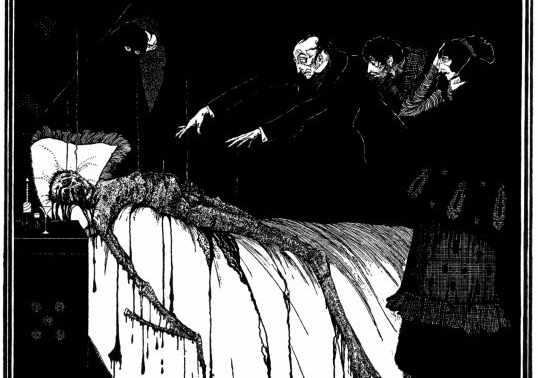 edgar allan poe gothic